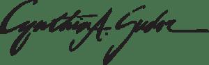 Cynthia Sudor signature